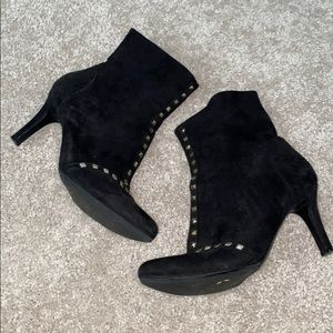 Kelly & katie studded booties